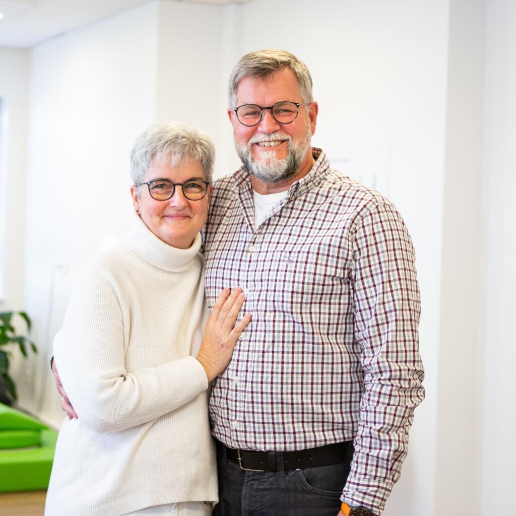 Barbara und Peter Homeier